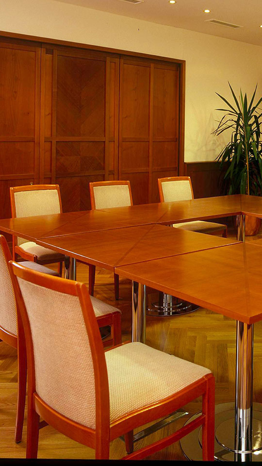 Seminarraum Meeting