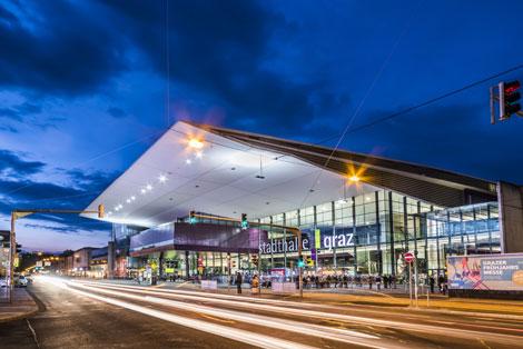 Stadthalle Graz Messe