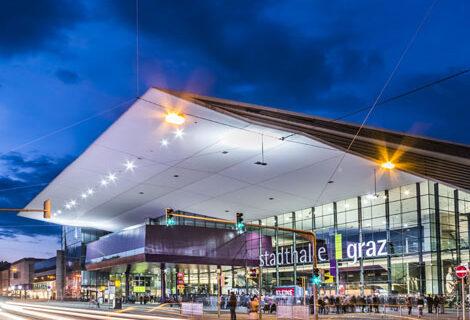 Stadthalle Messe Congress Graz